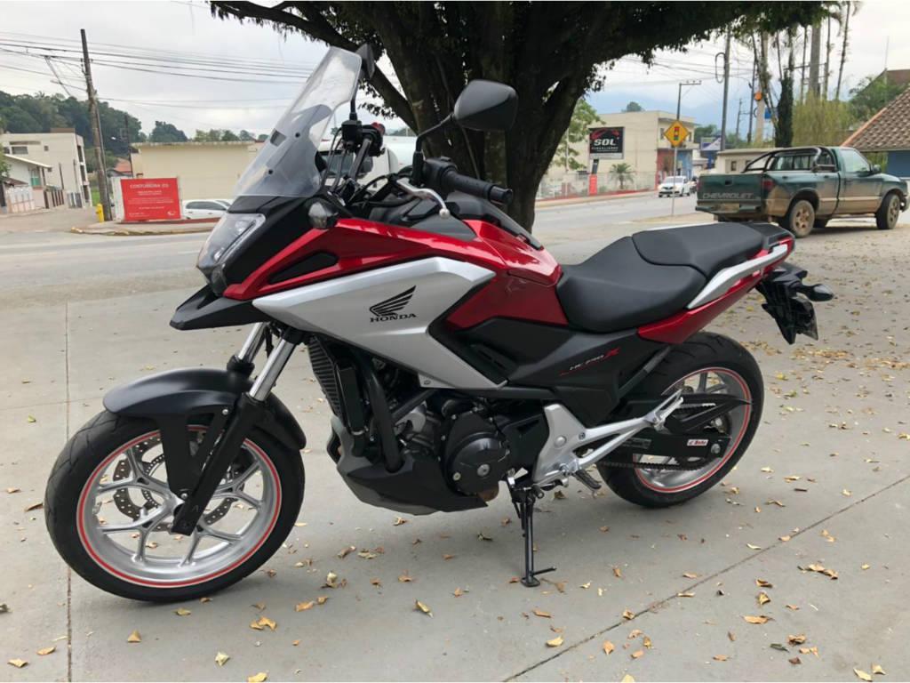 Honda Nc 750X 2019