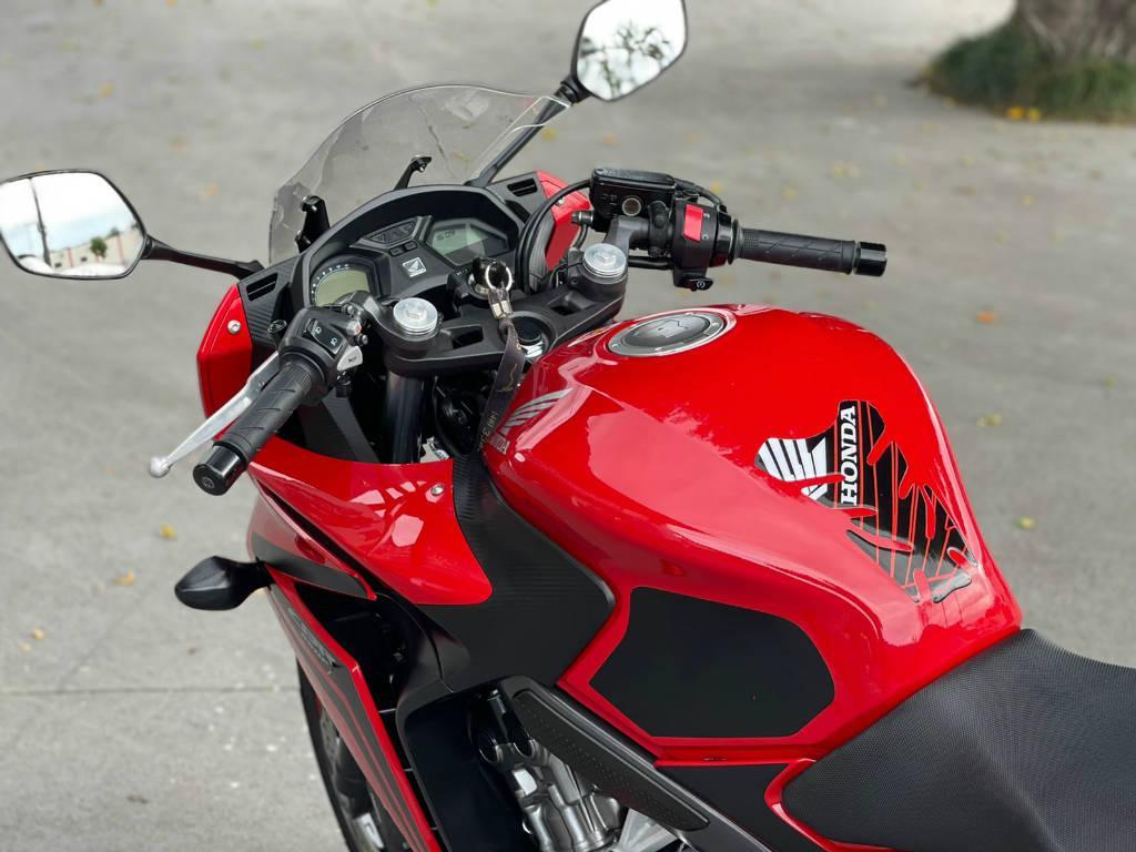 Honda CBR 650F 2015