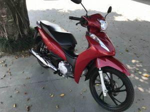 Foto numero 0 do veiculo Honda Biz 125 FLEX - Vermelha - 2020/2020