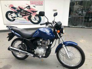 Foto numero 0 do veiculo Honda CG-125 FAN ES - Azul - 2009/2009