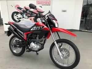 Foto numero 0 do veiculo Honda NXR 160 Bros ESDD - Vermelha - 2021/2021